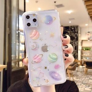 Accessories - NEW iPhone 11/Pro/Max/XR/XS/X/7/8/Plus Planet Case